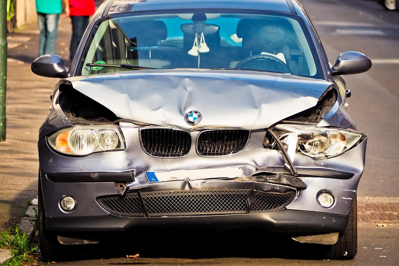 När en olycka inträffar